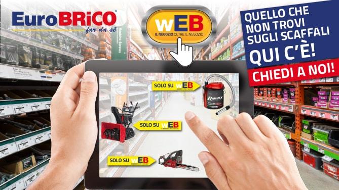 Web Point di Eurobrico: scopri la postazione web