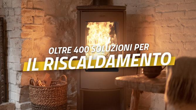 Eurobrico: oltre 400 soluzioni per il riscaldamento