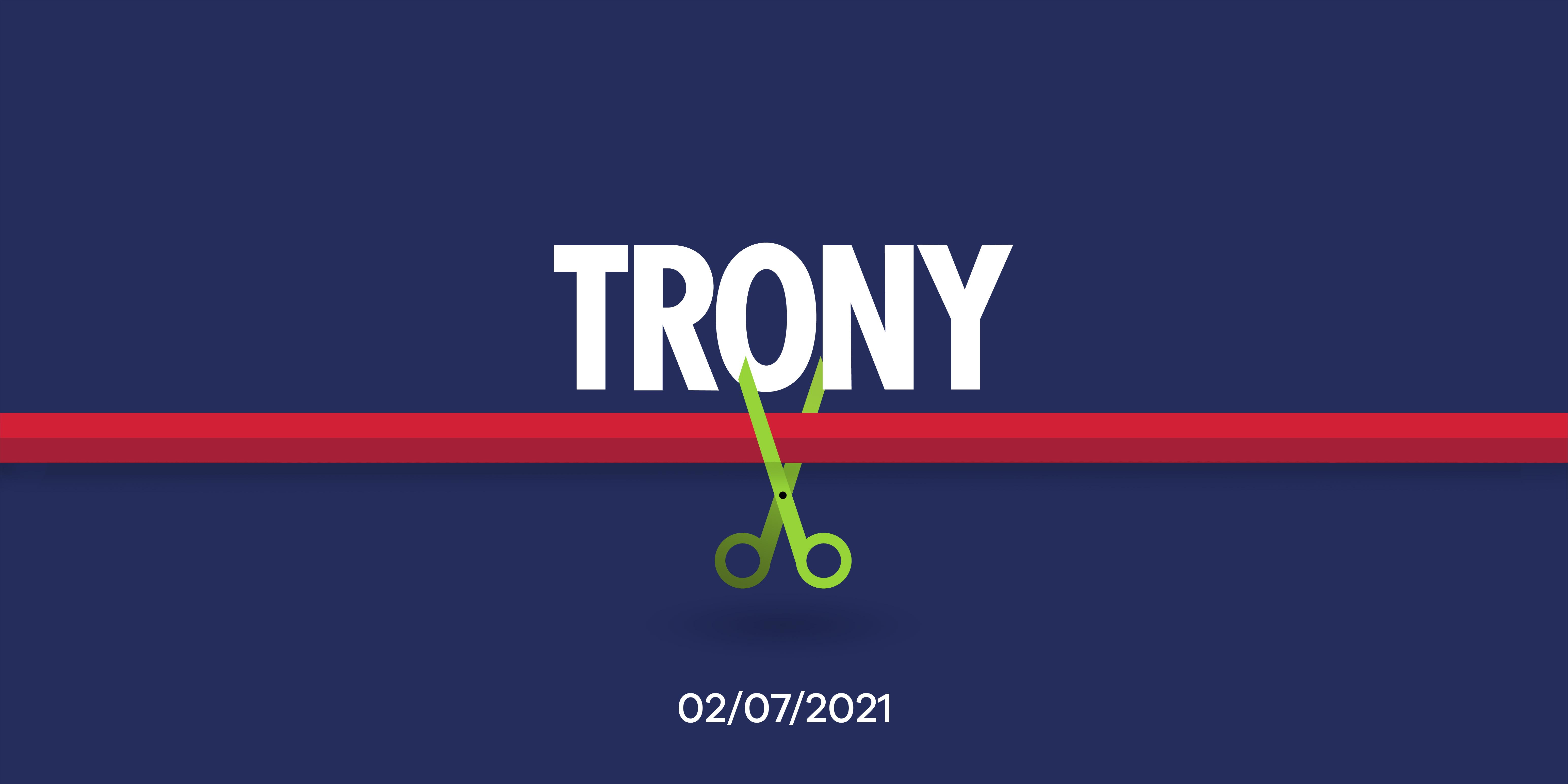 Arriva Trony: scopri il volantino sottocosto!